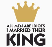All Men Are Idiots by artpolitic
