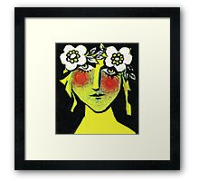 Summer Queen Framed Print