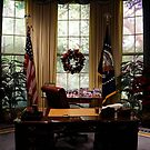 Oval Office by Loree McComb