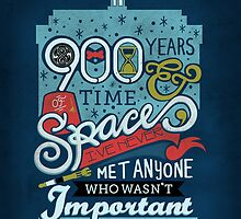 900 Years of Time & Space by frauholle