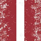 Flag of Latvia by quark