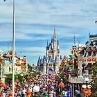 Main Street Walt Disney World by lmcarlos