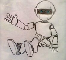 A Robot by lazovic