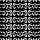 Skull & Crossbones Pattern by MurphyCreative