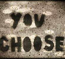 You Choose by Doug Petry