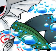 Amaterasu :: Vaporeon Sticker