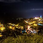 Zaruma en la Noche by alanbrito
