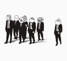 Meme Faces in Suits by BSRs