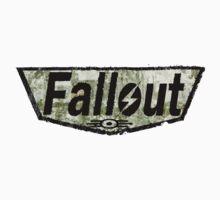 Hardcore Fallout Logo by SwankyOctopus