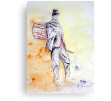 Southern Drum Canvas Print