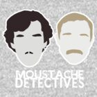 Moustache Detectives by Ralph Lewis