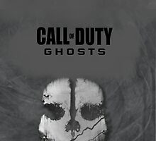Call Of Duty Ghosts by ArtePuraPerVoi1