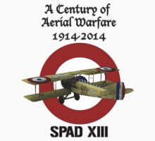 SPAD XIII by Mil Merchant