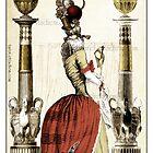The Major Arcana - The Priestess by TheIsidoreTarot