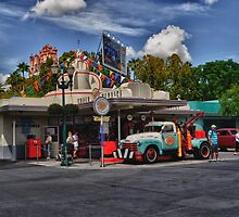 Oscar's Super Service @ Hollywood Studios by lmcarlos