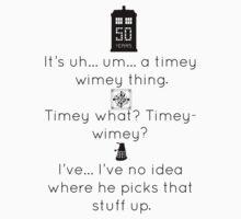 Timey Wimey?! by celinekhoo9