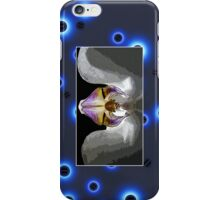 Orchid Alien Cellphone Case 5b iPhone Case/Skin