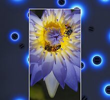 Bees at work Cellphone Case 19b by Gotcha29