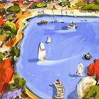 Cool water by Adam Bogusz
