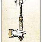 The Swords Suit - Ace of Swords by TheIsidoreTarot