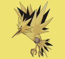 Zapdos Pokemon  by francy94