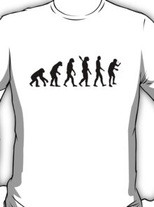 Evolution Table tennis ping pong T-Shirt