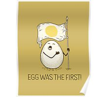 anthem of eggs Poster