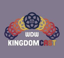 Kingdomcast Future World Arch logo by wdwkingdomcast