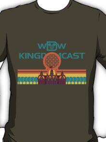 Kingdomcast Vintage logo T-Shirt