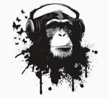 Monkey Business - Black Kids Clothes