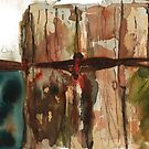 Post and Rust by Sally Griffin