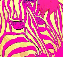 Zebras are Pink by Saundra Myles