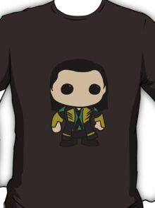 Loki Sticker T-Shirt
