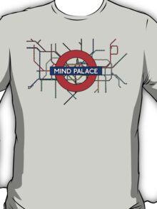 Mind Palace Map T-Shirt