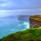 Cliffs of Moher Ireland by Timothy Denehy