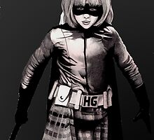 Hit Girl by Scott Smith