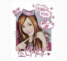 SNSD Jessica - Beep Beep Theme by noir0083