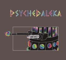 PsycheDaleka Body - Psychedelic Dalek! Kids Clothes