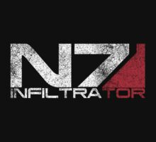 N7 Infiltrator by Draygin82