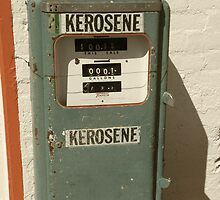 Kerosene Pump  by Adam Berardi