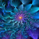 Blue Nova by wolfepaw