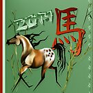 Year Of The Horse -2014 by Lotacats
