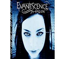 evanscence fallen album art Photographic Print