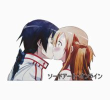 Sword Art Online Kiss by mixiemoon