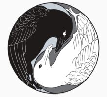 Crow & Gull by 01Graphics