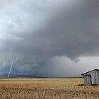 """Pilton Valley lightning strike""  by GrantRolphPhoto"