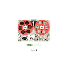 Nagra SN recorder iPad case, take 2 by Duckbear