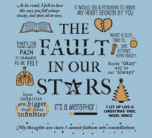 The Fault In Our Stars v.2 T-Shirt