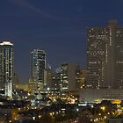 Fort Worth Skyline, Ft Worth, Texas 5 by RobGreebonPhoto