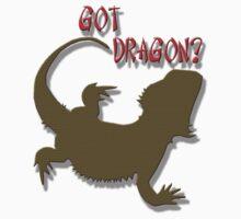 GOT DRAGON? by thatstickerguy